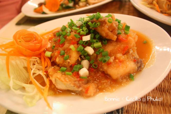 布吉島平價美食六號餐廳,布吉島NO.6餐廳