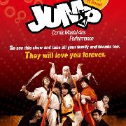 韓國首爾功夫劇《JUMP》劇場門票(電子票)