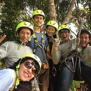 泰國清邁叢林飛躍套票-Thai Jungle Sports