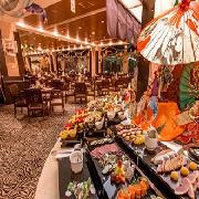 廣州長隆酒店白虎餐廳自助午餐