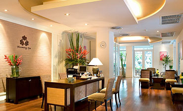 曼谷lets Relax Spa