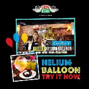 """新加坡Central Perk老友記咖啡館""""可食用氦氣球""""體驗"""