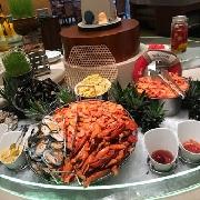 澳門十六浦索菲特酒店Mistral海風餐廳自助晚餐