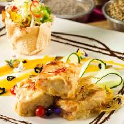 澳門威尼斯人皇雀印度餐廳自助午餐