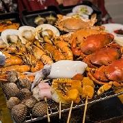 芭堤雅Amporn Seafood海鮮自助晚餐