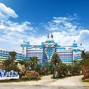 珠海長隆企鵝酒店2天1晚三人套票(酒店+兩日無限次海洋王國+自助晚餐)