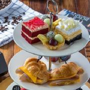 蘇梅島悅榕莊酒店Banyan Tree Samui雙人下午茶