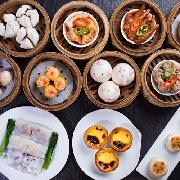 深圳益田威斯汀酒店中國元素餐廳早茶任吃雙人票