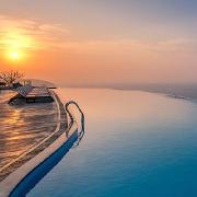 陽江海陵島北洛秘境度假酒店2天1晚套票(酒店+早餐+100米高空無邊際泳池)