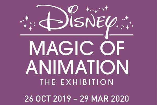 新加坡迪士尼動畫展覽 迪士尼動畫展覽新加坡站 迪士尼動畫展覽2019 Disney迪士尼動畫展覽2020 Disney-The-Magic-of-Animation