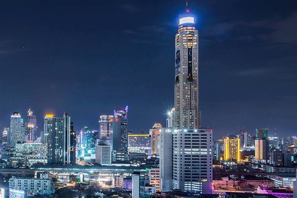 曼谷baiyoke-sky-hotel附近有什麽 曼谷彩虹雲霄酒店附近景點 baiyoke-sky-hotel-buffet-blog 曼谷高空景觀餐廳 baiyoke-sky-hotel-buffet-price-2019
