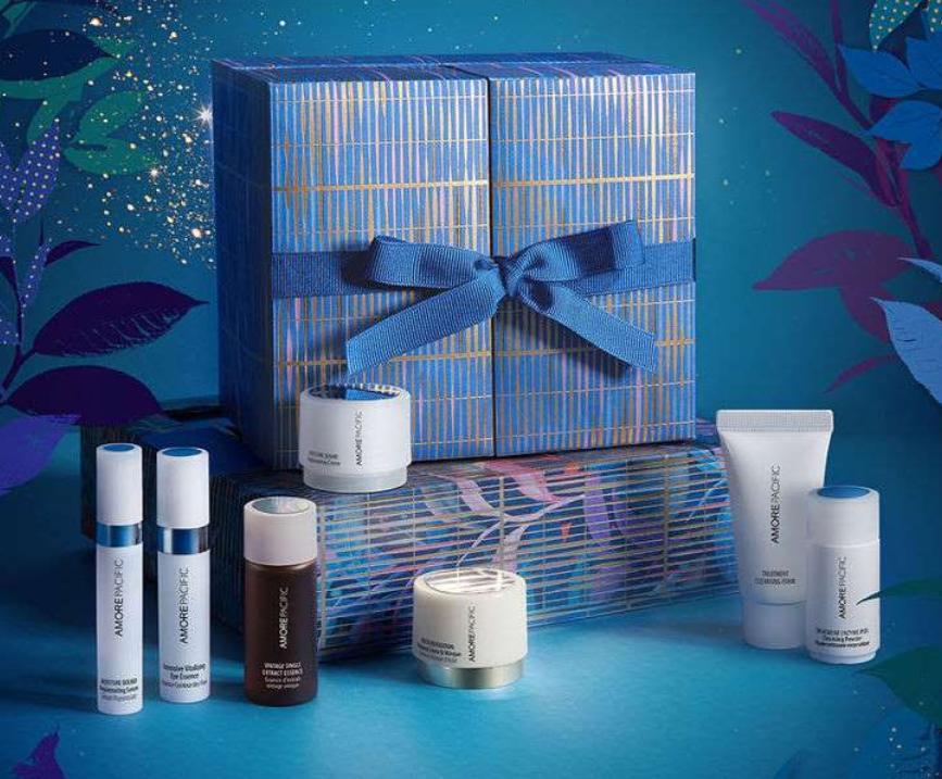 2020聖誕節送女朋友什麼化妝品護膚套裝禮物