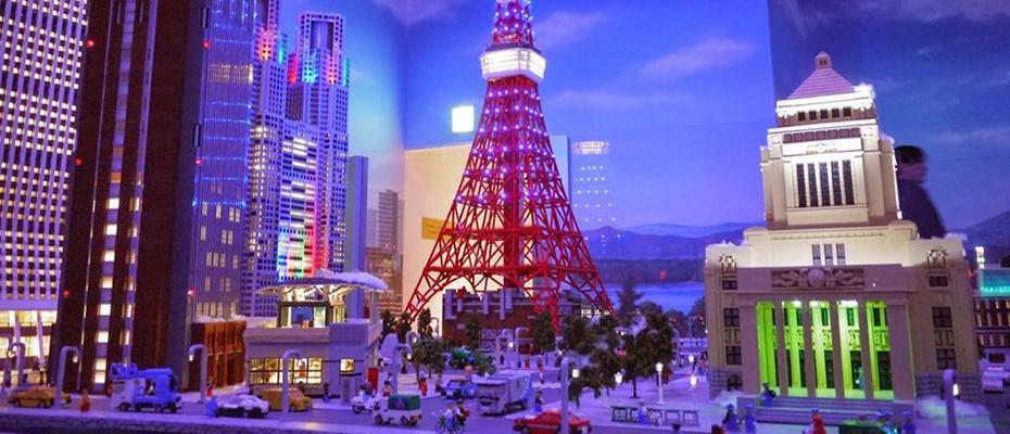日本東京樂高樂園門票,日本樂高樂園門票,日本樂高展覽