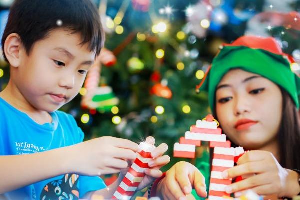 馬來西亞樂高樂園聖誕慶典活動2019