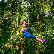 蘭卡威高空滑索探險體驗