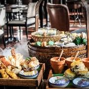 曼谷Hotel Indigo酒店泰式下午茶雙人套餐