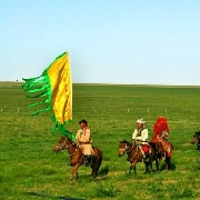 鄂爾多斯草原