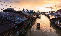 泰國7大水上市場介紹 完整交通攻略 自由行玩家必讀